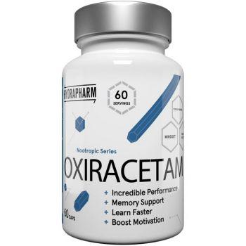 HYDRAPHARM Oxiracetam 60 kap.