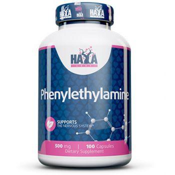 HAYA LABS Phenylethylamine 100 kap.