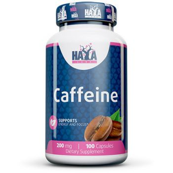 HAYA LABS Caffeine 100 kap.