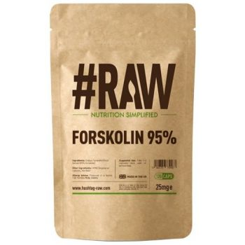 #RAW Forskolin 120 kap.