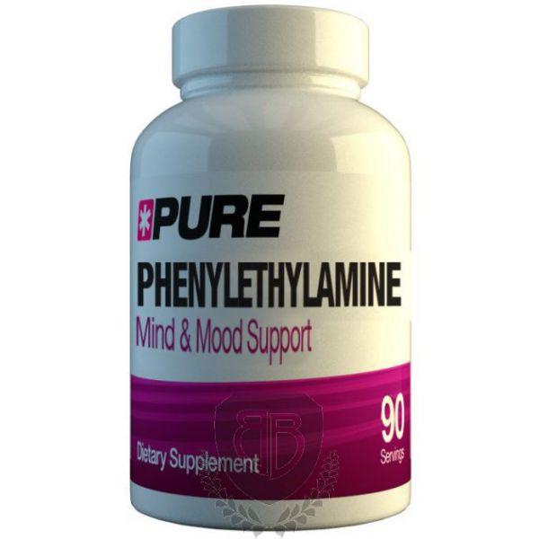 PURE PEA Phenylethylamine 90 kap.
