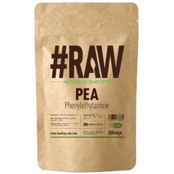#RAW PEA 120 kap. Fenyloetyloamina