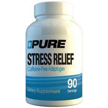 PURE Stress Relief 90 kap.