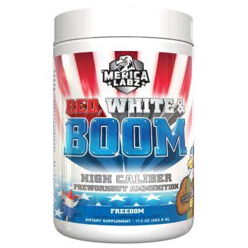 MERICA LABZ Red, White & Boom 25 serv.