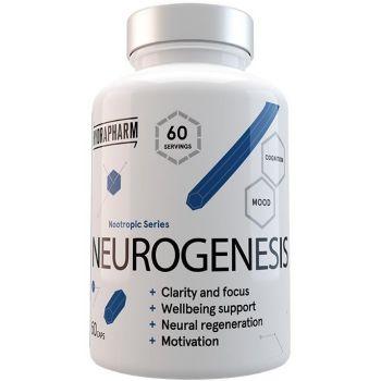 HYDRAPHARM Neurogenesis 60 kap.