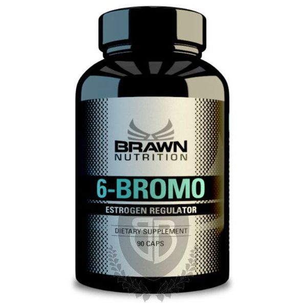 BRAWN 6-Bromo 90 kap.