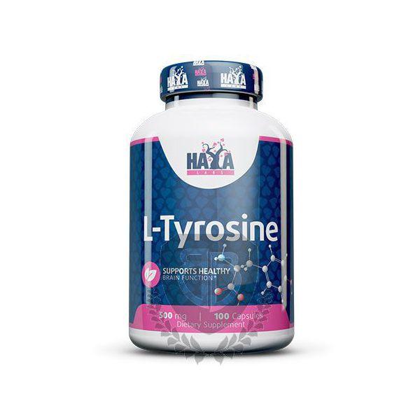 HAYA LABS L-Tyrosine 100 kap.
