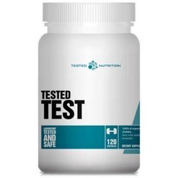 TESTED NUTRITION D-Aspartic (Test) 120 kap.