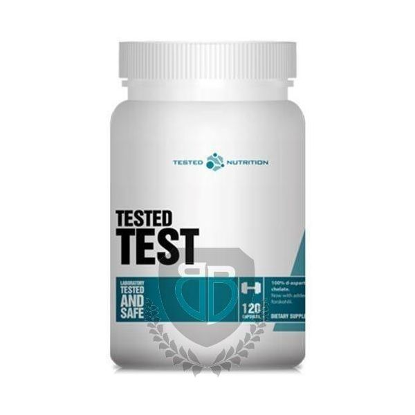 TESTED NUTRITION D-Aspartic 120 kap.