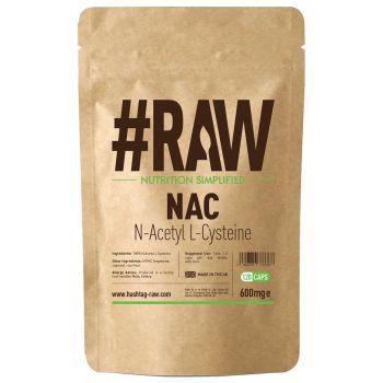 #RAW NAC N-Acetyl L-Cysteine 120 kap.
