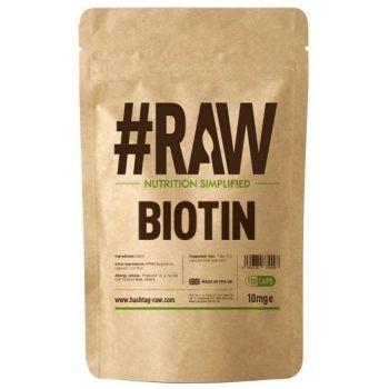 #RAW Biotin 120 kap.