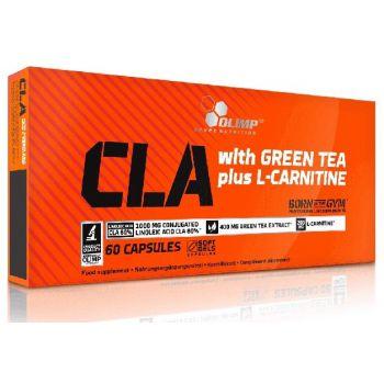 OLIMP Cla z Zieloną Herbatą 60 kap.