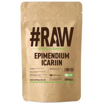 #RAW Icariin 120 kap.