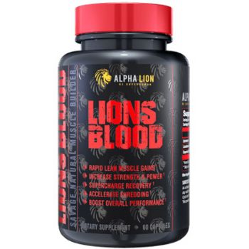 ALPHA LION Lions Blood 60 kap.