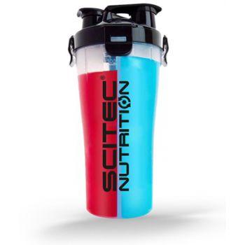 SCITEC Dual Shaker 700ml
