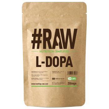 #RAW L-Dopa 120 kap.