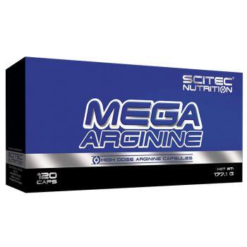SCITEC Mega Arginine 120 kap.