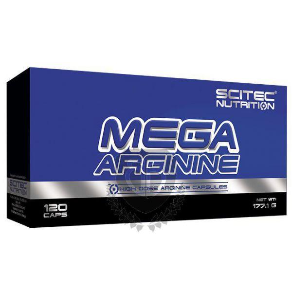 SCITEC Mega Arginine 90 kap.