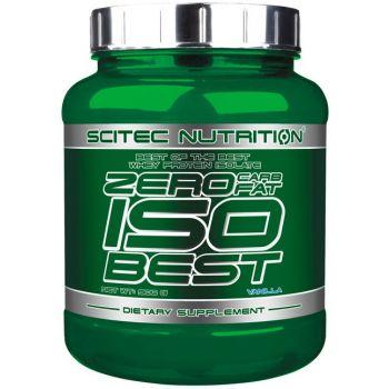 SCITEC Zero Carb Fat IsoGreat 900g