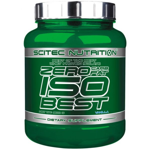 SCITEC Zero Carb Fat IsoGreat 900g