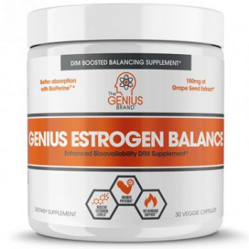 GENIUS Estrogen Balance 30 kap.