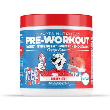 SPARTA NUTRITION Pre-Workout 264g