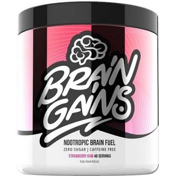 BRAIN GAINS Nootropic Brain Fuel