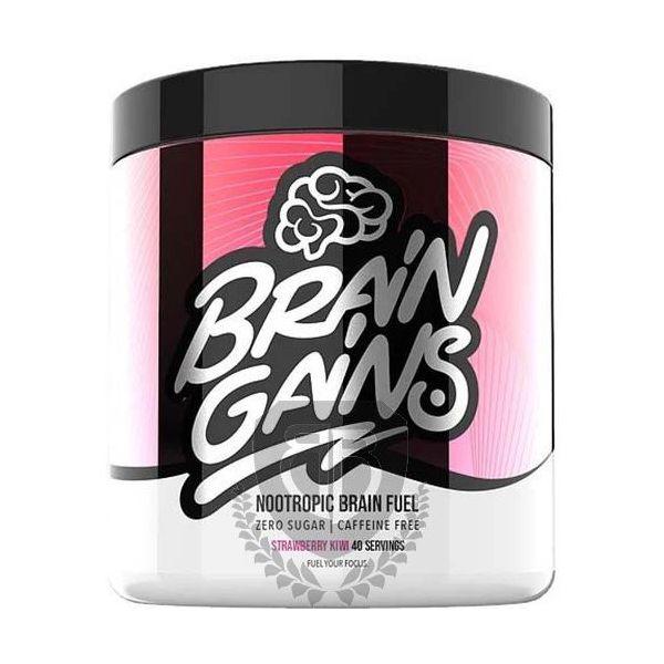 BRAIN GAINS Nootropic Brain Fuel