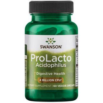 SWANSON ProLacto Acidophilus 60 kap.