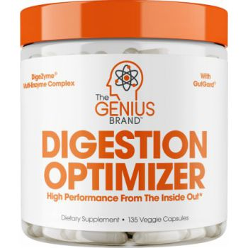 THE GENIUS BRAND Genius Digestion Optimizer 135 kap.