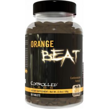 CONTROLLED LABS Orange Beat 90 tab.