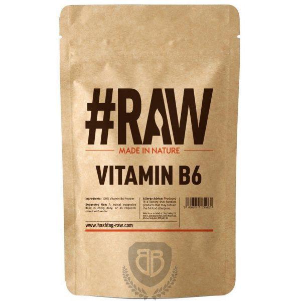 #RAW Vitamin B6 25g