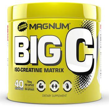 MAGNUM NUTRACEUTICALS Big C 200 kap.