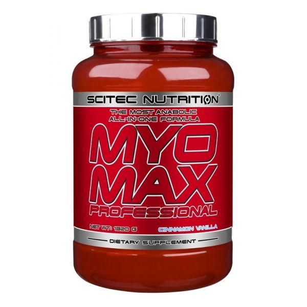 SCITEC MyoMax Professional 1320g