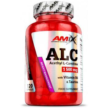 AMIX ALC 120 kap. Acetyl L-karnityna