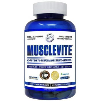 HI-TECH PHARMACEUTICALS Musclevite 180 tab.