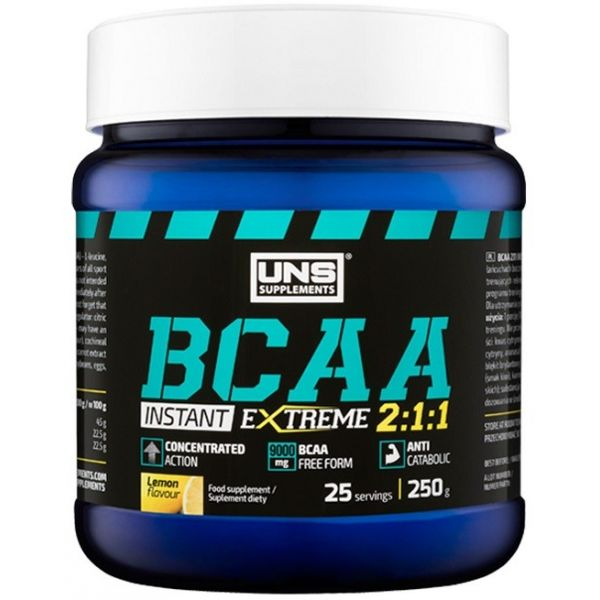 UNS BCAA Instant Extreme 250g