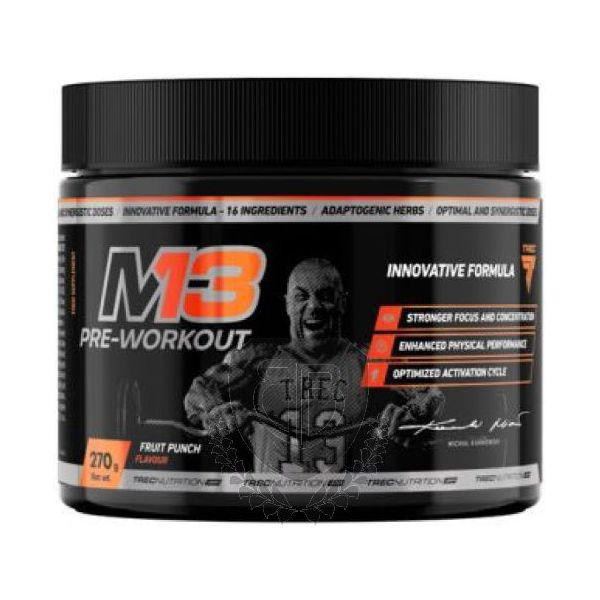 TREC M13 Pre-Workout 270g