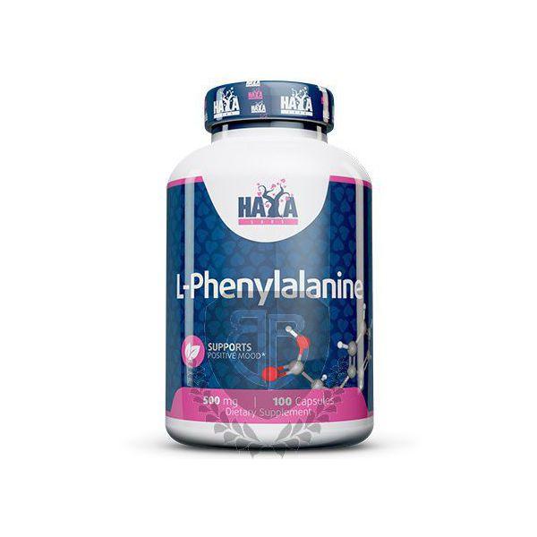 HAYA LABS L-Phenylalanine 100 kap.