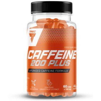 TREC Caffeine 200 Plus 60 kap.