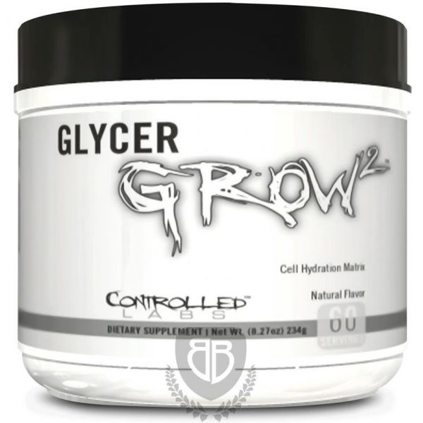 CONTROLLED LABS GlycerGrow 2 234g