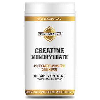 PREMIUM LABS 23 Creatine Monohydrate 500g