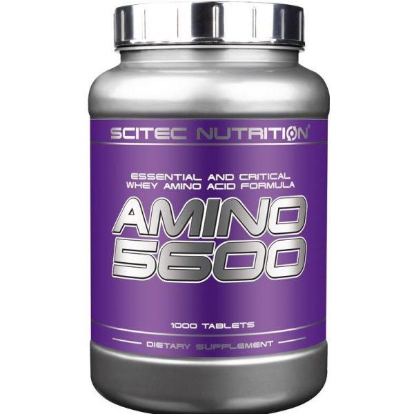SCITEC Amino 5600 1000 tab.
