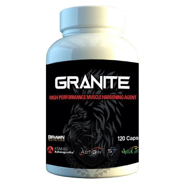 BRAWN Granite 120 kap.