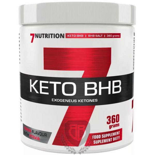 7NUTRITION Keto BHB 360g