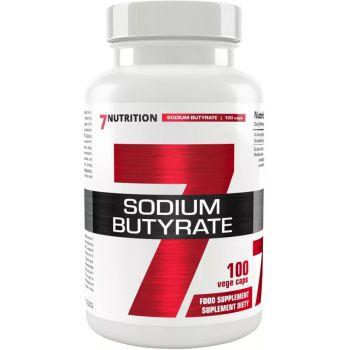 7NUTRITION Sodium Butyrate 100 kap.
