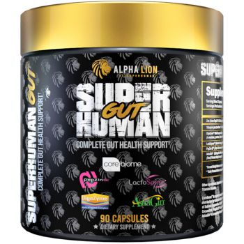 ALPHA LION Super Human Gut 90 kap.