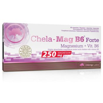OLIMP Chela-Mag B6 Forte 60 kap.