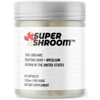 GLAXON Super Shroom 60 kap.