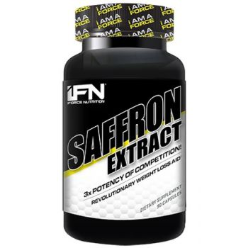 IFORCE Saffron Extract 90 kap.